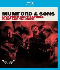 Cover Mumford & Sons - Live From South Africa: Dust And Thunder [DVD]